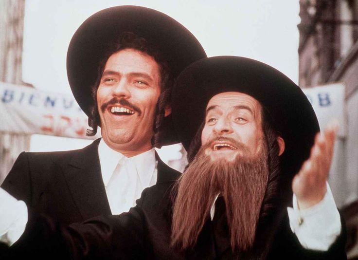 «Les aventures de Rabbi Jacob» aura droit à une suite en 2018: «Rabbi Jacqueline»
