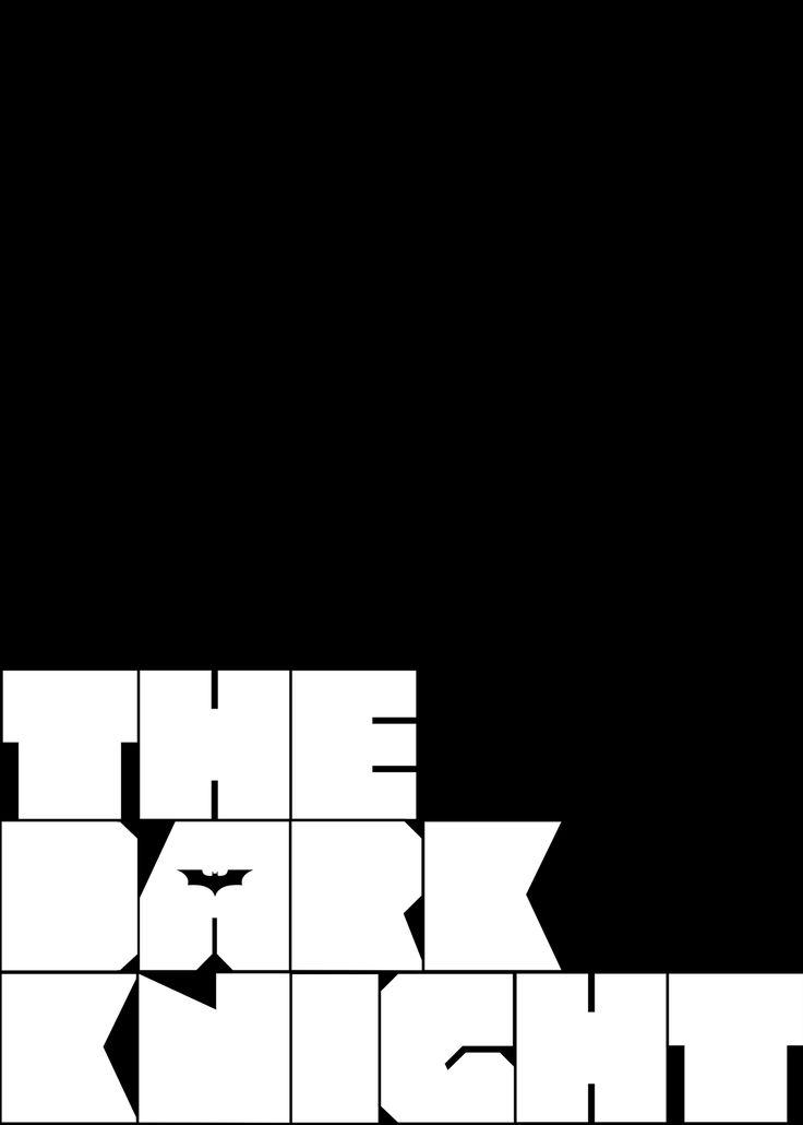 The Dark Knight | www.piclectica.com #piclectica