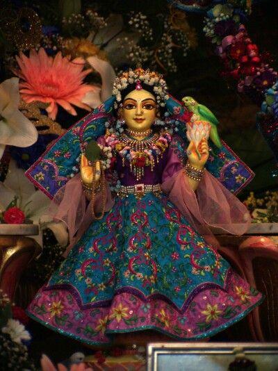 Vrinda devi - Queen of Vrindavan