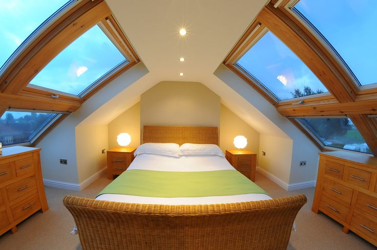 Even Low Roof Loft Conversions Can Be Made To Be Airy With