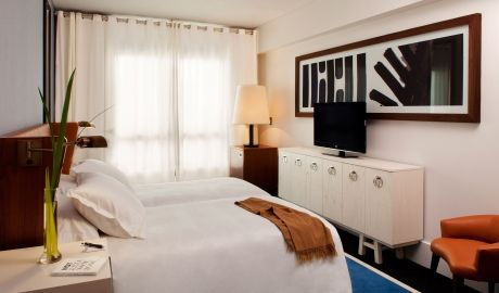 Hotel Pulitzer   Buenos Aires - Nestled between the frenetic hustle of Microcento and the leafy old-world charm of the Recoleta. Book Unique Hotels up to 70% off. Click on photo. #designhotels