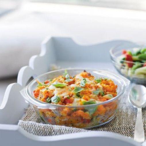 Tuna and kumara bake | Healthy Food Guide