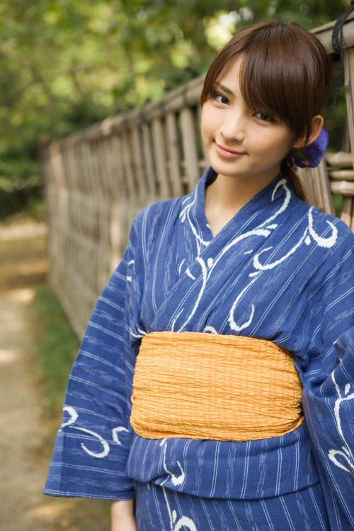 Japanese girl - Saki Suzuki - kimono