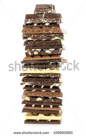 Chocolate Bar Stock Photos, Images, & Pictures   Shutterstock