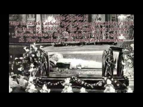 The Incorruptible Saints