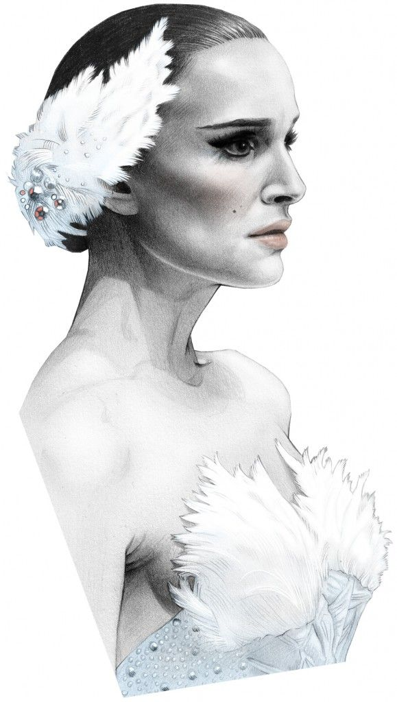 black swan / the Hub Magazine