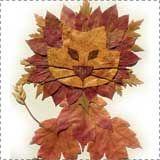 Fall Leaf Crafts