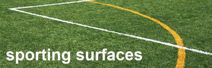 One of the defining factors in the success or failure of sporting facilities is the condition of the playing surface.