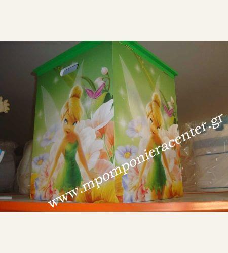 Κουτί ξύλινο με την Tinkerbell