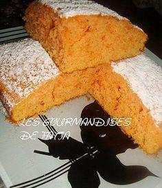 Gâteau à la citrouille
