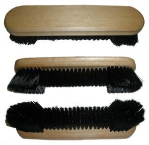 BuySpecialOnline - Billiard Table Brush with Oak Finish by TGT