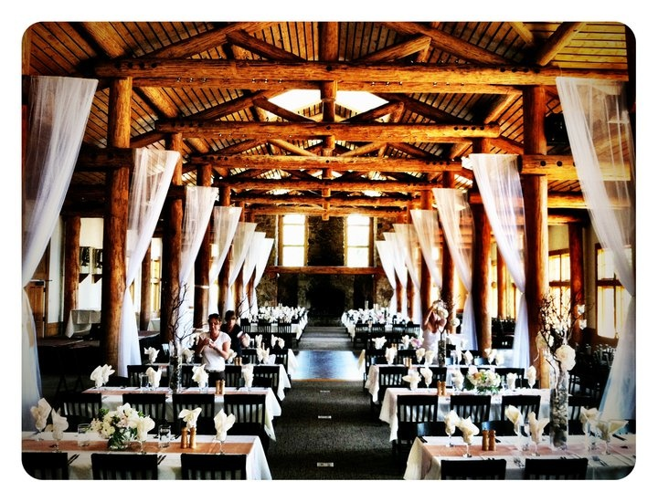 The Inside Of Timber Ridge At Top Keystone Resorts North Peak Guests Colorado Wedding VenuesWedding