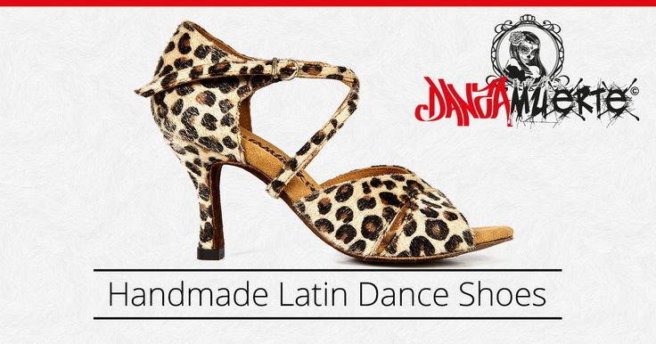 Our passion is to craft high quality Latin Dance shoes for women! Let's Meet!