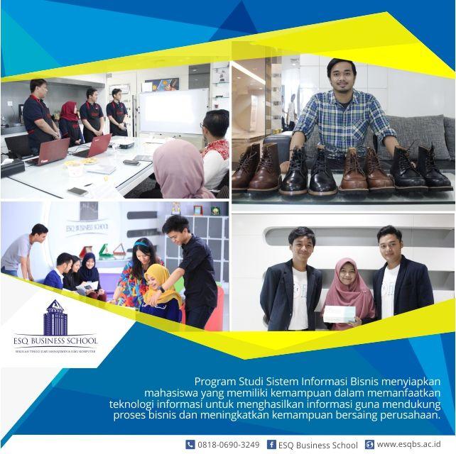 sekolah bisnis - Teknologi Informasi Dapat Mendukung Proses Bisnis dan Meningkatkan Kemampuan Bersaing Perusahaan