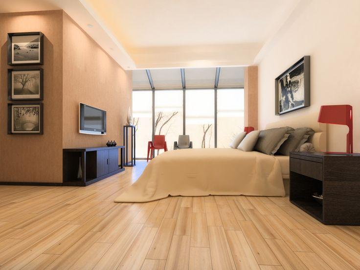 Interceramic trio legno glazed porcelain floor tile for Interceramic pisos