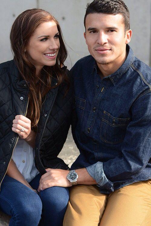 Alex and husband