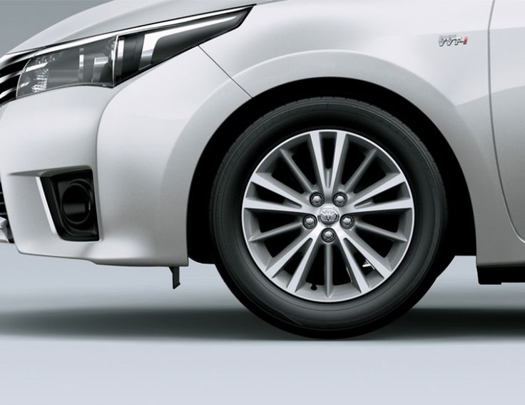 All New Corolla Altis 1800 G Wheel