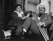 Alexander Berkman and Emma Goldman