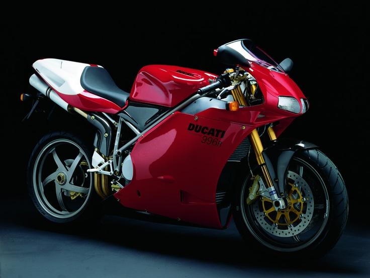 Ducati 996 R  #Ducati