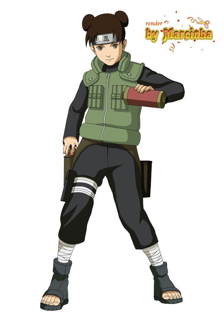 Render Tenten by Marcinha20  sc 1 st  Pinterest & 29 best Tenten images on Pinterest | Anime naruto Naruto shippuden ...