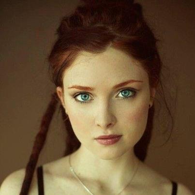 Karas amateurs redhead #8