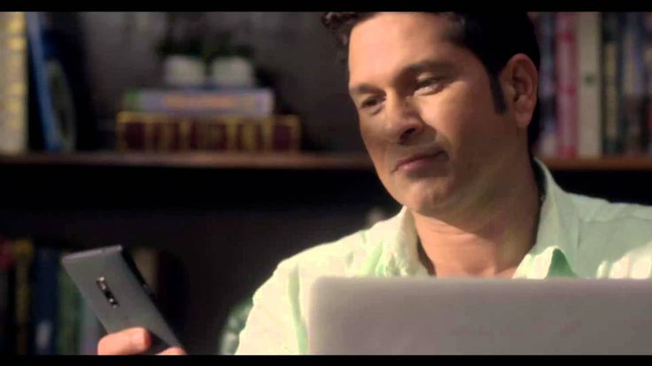Oxigen Wallet presents Sachin Tendulkar