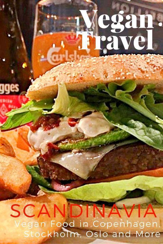Travel Guides - Scandinavia: Finding Vegan Food in Copenhagen, Stockholm, Oslo and More