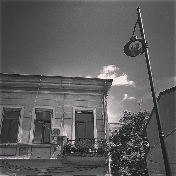 Charming Bucharest: Monochrome Bucharest