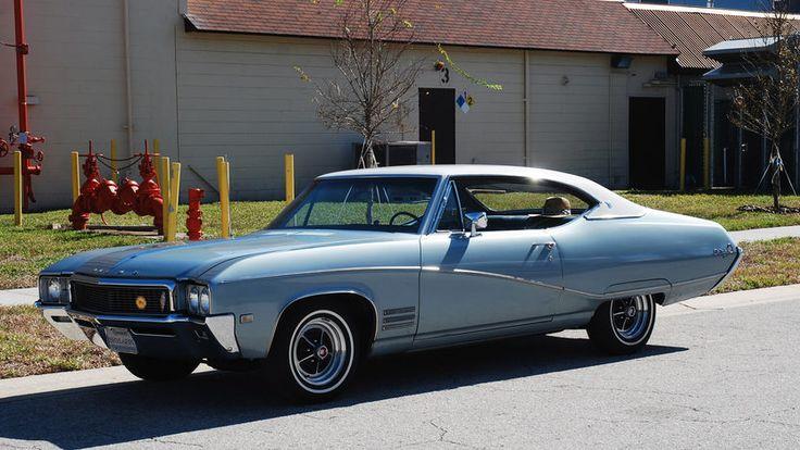 Billedresultat for Buick Skylark 1968
