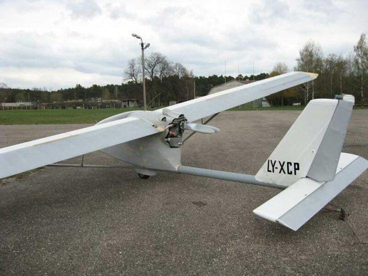Nv 4 Motor Glider Photo 2 Light Sport Aircraft Ultralight Plane Gliders