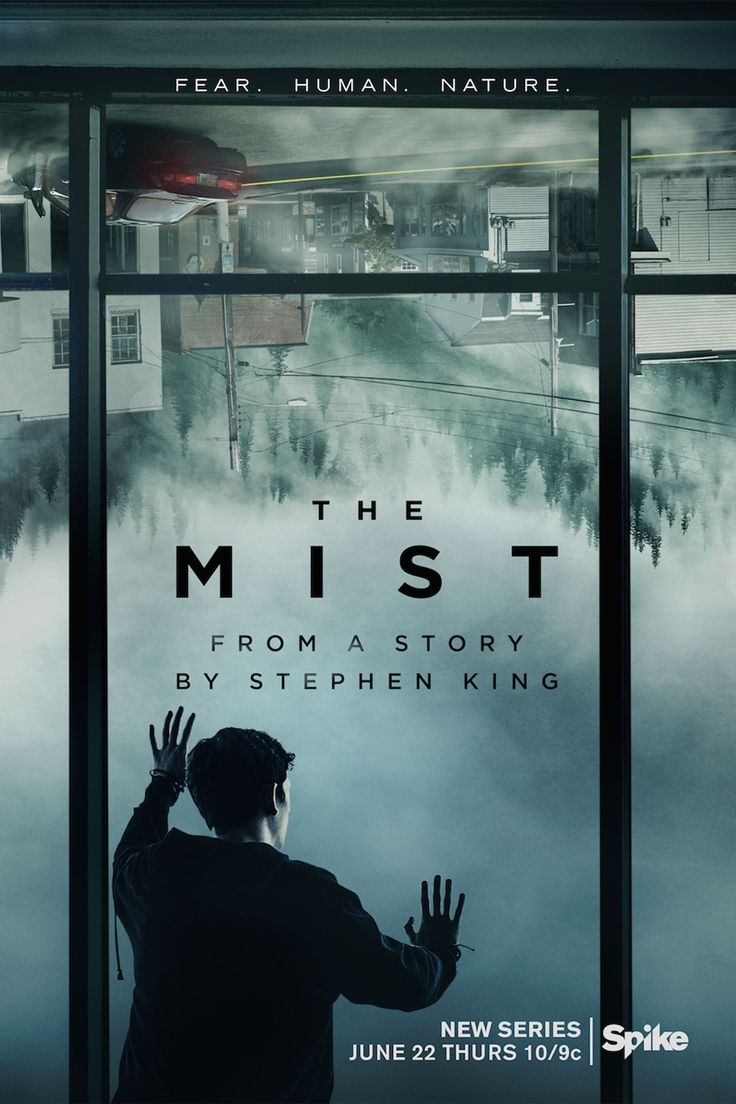 The Mist series is not like the film