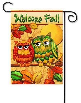 44 best Adorable Owl Flags images on Pinterest Owls Garden