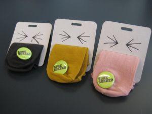 Packaging for socks