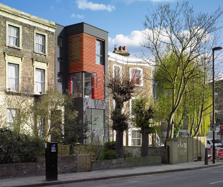 architecture design homes. check out a super skinny, eco-friendly london house architecture design homes