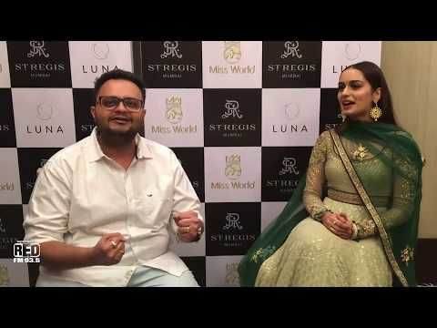 RJ Rishi Kapoor with Miss World Manushi Chhillar Watch it From Here http://ift.tt/2nhhGwb