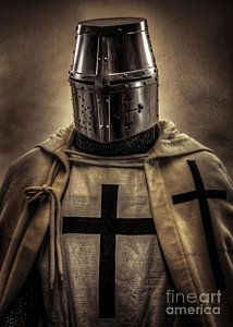 Teutonic Order Photograph - Teutonic Knight by Hans Zimmer
