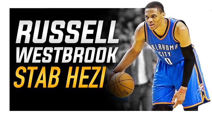 Russell Westbrook Stab Hezi: Basketball Moves