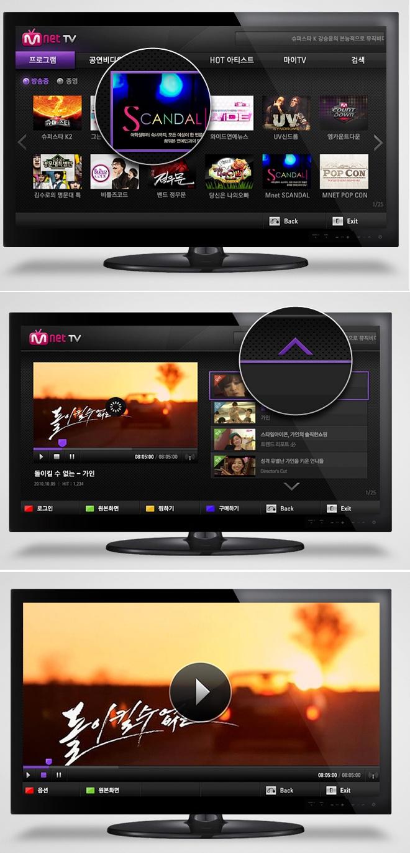 LG Smart TV UI von heei