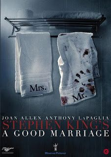 STEPHEN KING ONLY: A Good Marriage dal 25 agosto in DVD