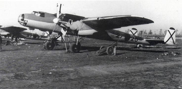 "Dornier Do 17  №:(27.20).of A/88""Legion Condor"". Spain."