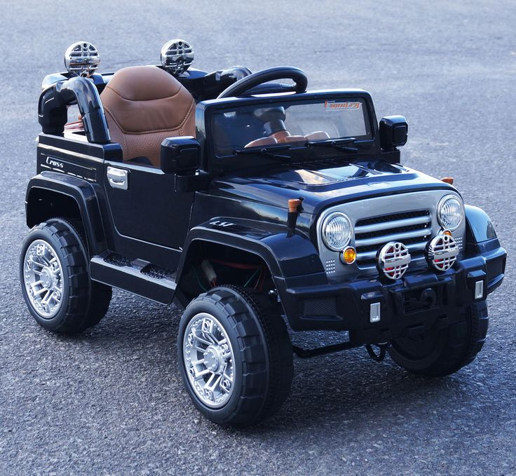 ride on car for kids jeep style battery operated rc 12v