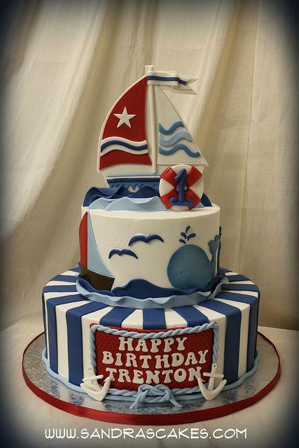El súper pastel de cumpleaños