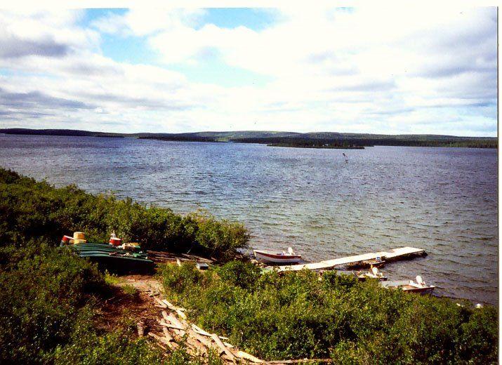 Lac Le Moyne, Canada