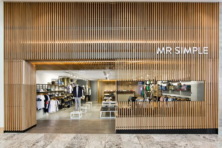 Mr Simple Indooroopilly Brisbane Fachadas Shop Front