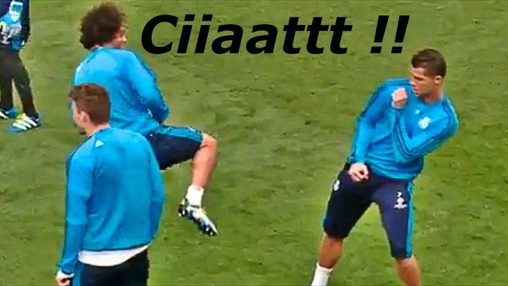 Momen Lucu Cristiano Ronaldo Dalam Sepak Bola HD