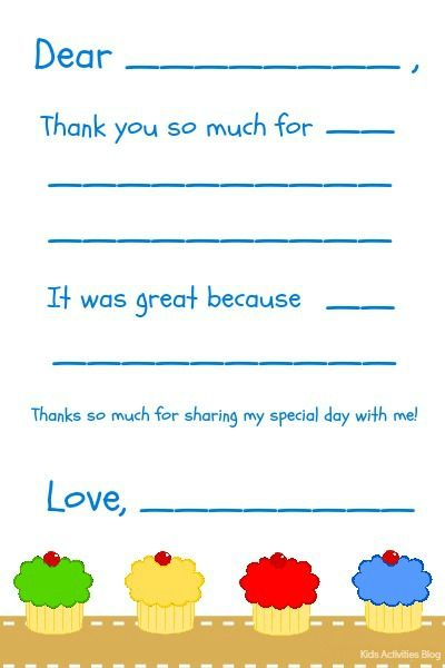 pin by kim flora on birthdays pinterest thank you cards thank you letter template and thank you letter
