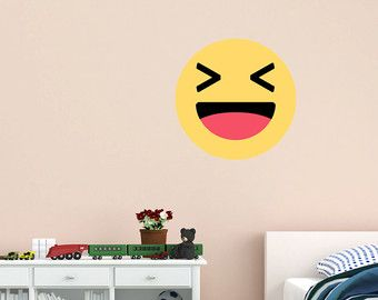 Unique Emoji Wall Decals Ideas On Pinterest Emoji Bedroom - Emoji wall decals