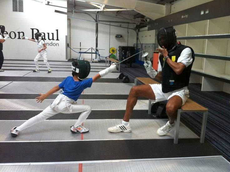17 Best Images About Fencing Coach On Pinterest Kid The