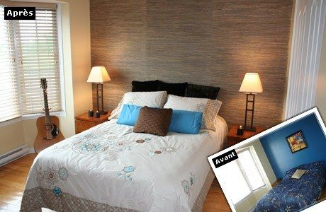 Chambre zen id e d co chambre zen home staging le homestaging ou comment faire le plein d - Zen kamer deco idee ...