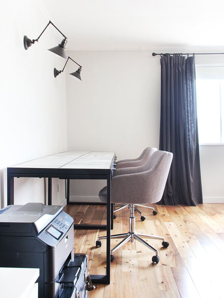 Home Office By Emily Henderson